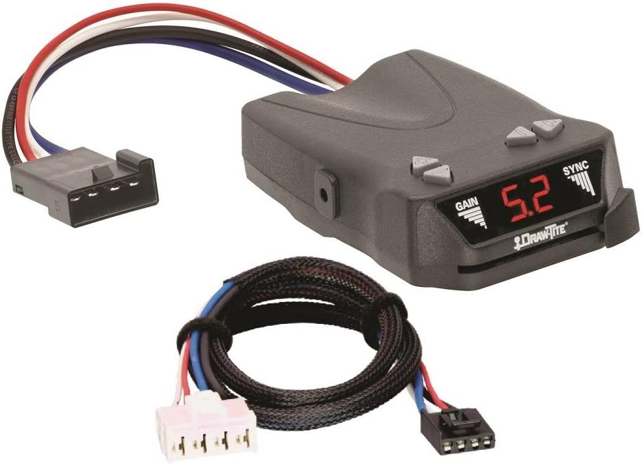 Amazon.com: Activator 4 5504 Trailer Brake Controller For 95-09 Ram 1500  2500 3500 w/Tow: AutomotiveAmazon.com