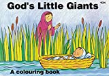 img - for God's Little Giants: A Colouring Book (Bible Art) book / textbook / text book