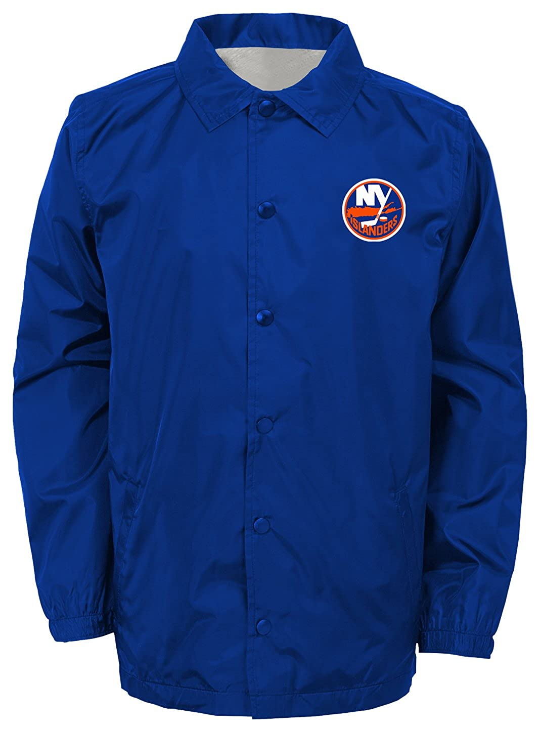 Outerstuff NHL Youth Boys Bravo Coaches Jacket