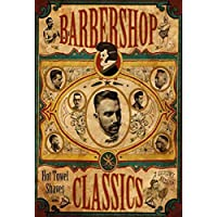 Barber Shop Classics schild aus blech, metal sign, tin