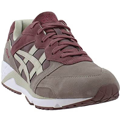 5622c9bfbea9 Onitsuka Tiger by Asics Unisex Gel-Lique Rose Taupe Feather Grey 8 D(