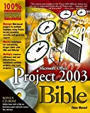 Microsoft Office Project 2003 Bible