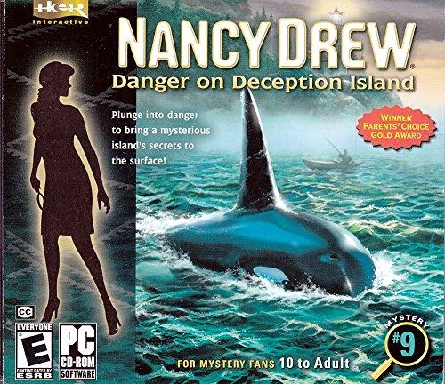 Nancy Drew Danger On Deception Island - Nancy Drew Danger on Deception Island
