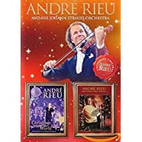 André Rieu: Christmas Around The World/The Christmas I Love [DVD] [NTSC]