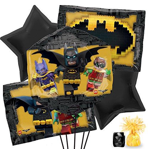 Costume SuperCenter Lego Batman Balloon Bouquet -