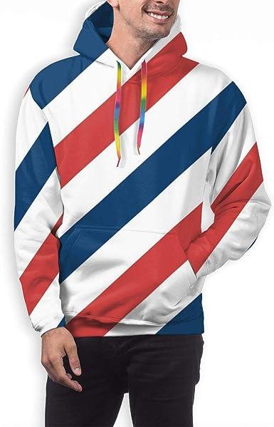 Mens /& Boys Drawstring Hoodie Sweatshirts Fitted Sport Tops