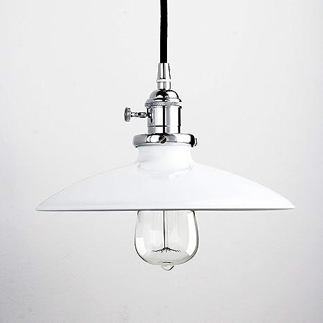 Amazon.com: BOSSLV Lámpara de techo industrial vintage de ...
