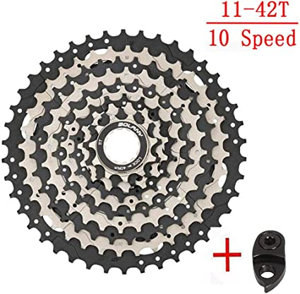 BOLANY Cassette Freewheel road Bike Bicycle Cassette  Sprocket 9 Speed 11-42T