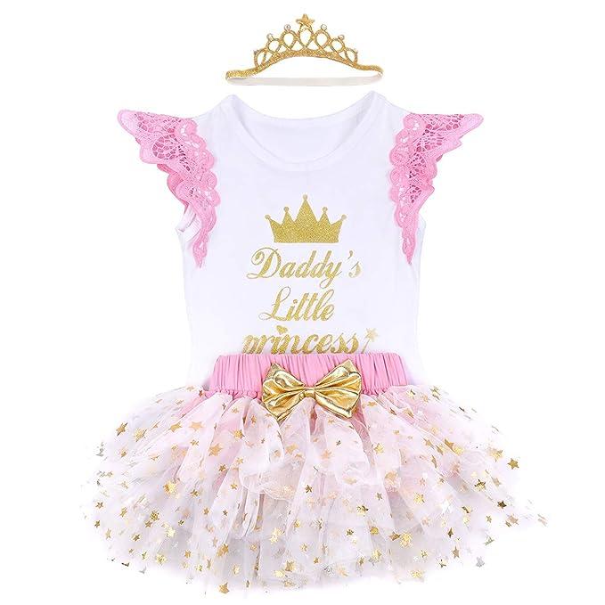Amazon.com: Disfraz de cumpleaños de Navidad para bebé y ...