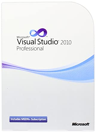 Visual Studio 2010 Professional with MSDN: Amazon ca: Software