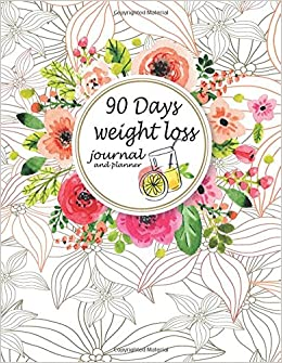 buy 90 days weight loss journal and planner diet journals food
