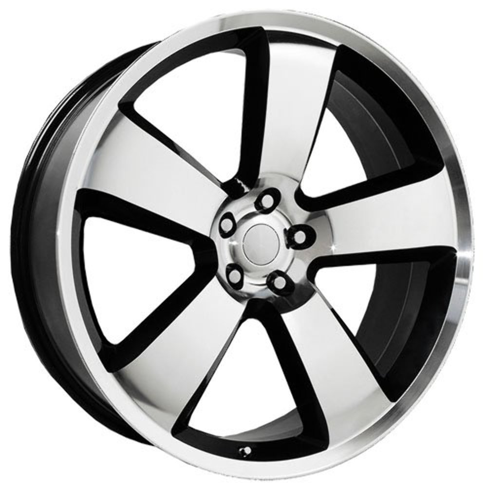 OE-Performance-119B-Wheel-with-Machined-Finish-20x95x451999999999999-20mm-Offset
