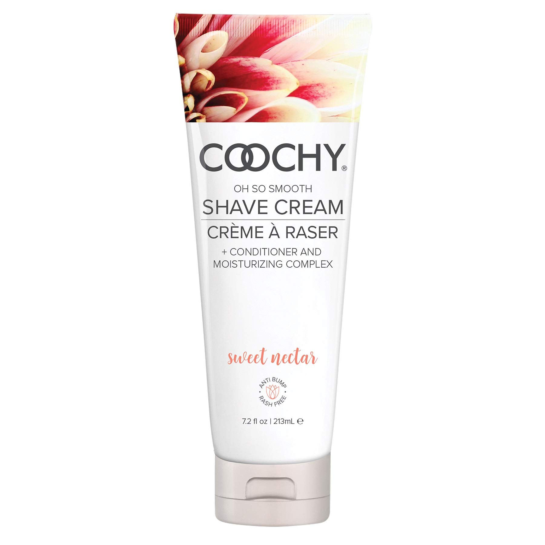 Coochy Shave Cream Sweet Nectar - 7.2 oz by Coochy