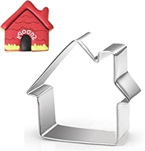 WOTOY House Biscuit Cookie Cutter - Stainless Steel