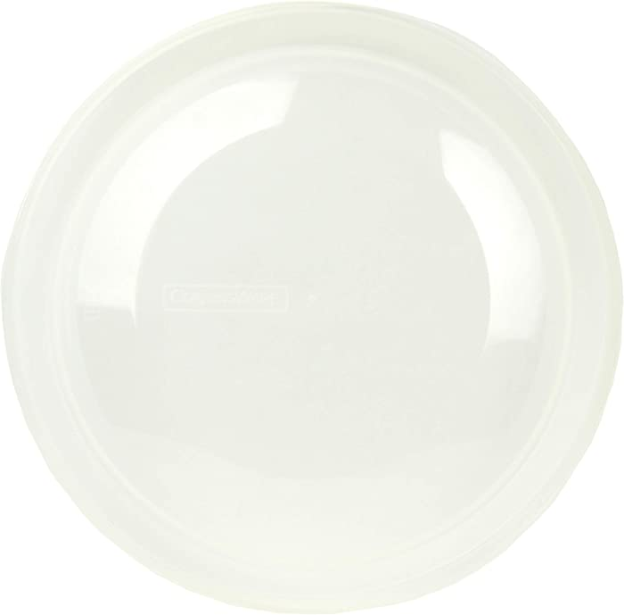 CorningWare Clear Plastic Lid for Round 2.5 Quart Dish