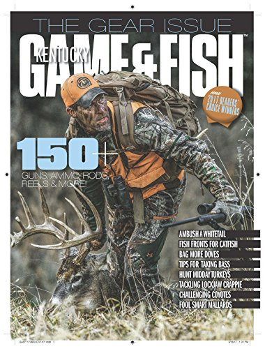 Kentucky game fish magazine from 19 compare 24 sites for Kentucky fish and game