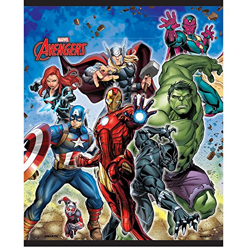 Avengers Goodie Bags, 8ct -