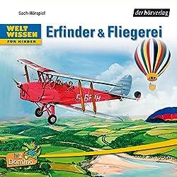 Erfinder und Fliegerei. Weltwissen für Kinder