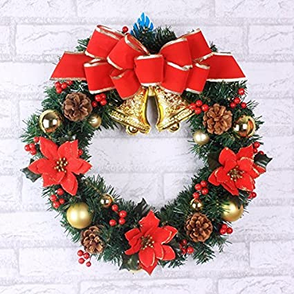 Christmas Vines.Christmas Garland For Stairs Fireplaces Christmas Garland