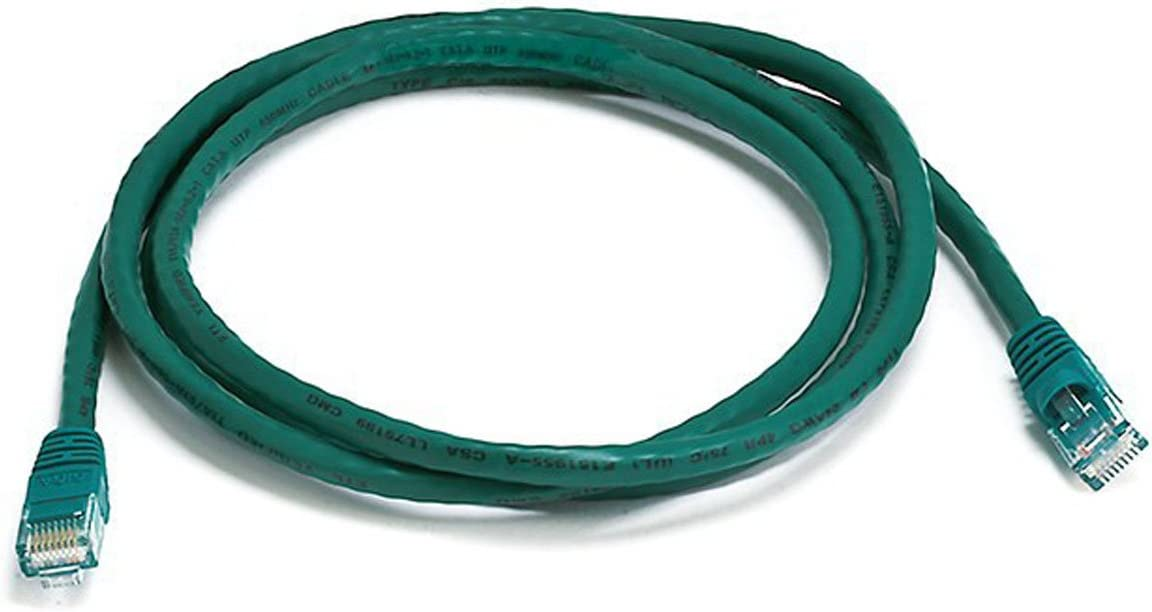 Green CAT 6 500MHz UTP 5FT Cable