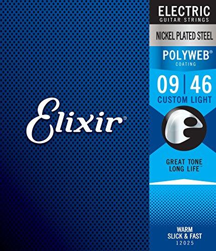 Elixir Strings Electric Guitar Strings (12025)