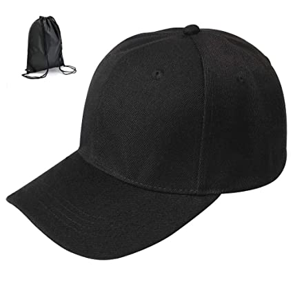 258817a9fb1 Amazon.com   BGYZ Basic Style Baseball Cap Dad Hat Cotton Soft Adjustable  Size   Sports   Outdoors