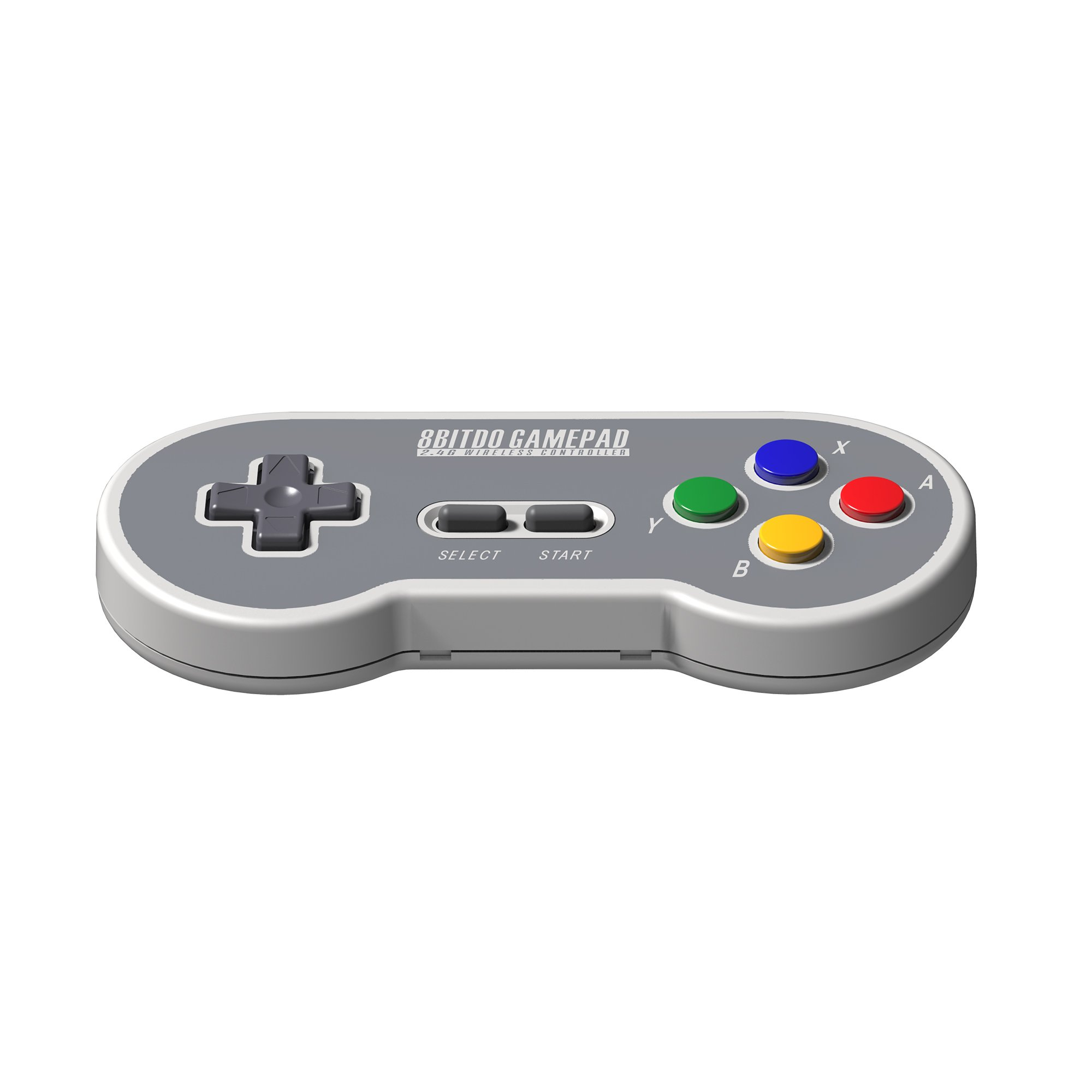 8Bitdo SF30 2.4G Wireless Controller for SFC Classic Edition by 8Bitdo (Image #8)
