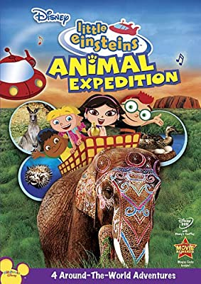 Disneys Little Einsteins Animal Expedition by Walt Disney Studios Home Entertainment