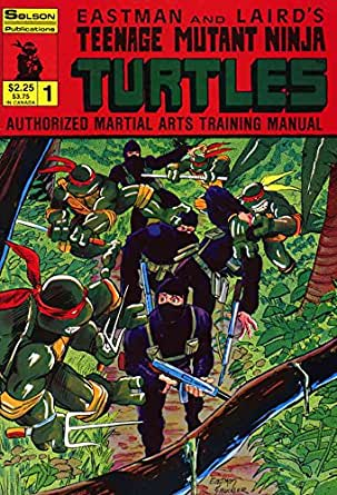 Amazon.com: Teenage Mutant Ninja Turtles Authorized Martial ...