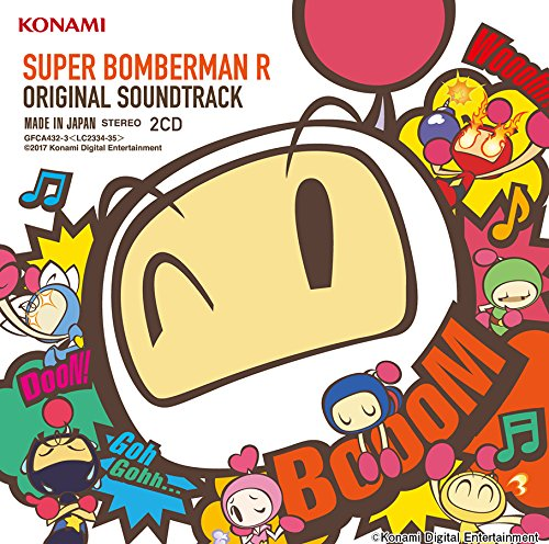 Super Bomberman R Original Soundtrack
