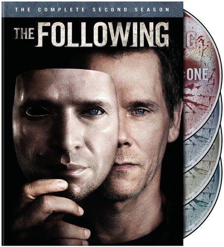 DVD : The Following: The Complete Second Season (Boxed Set, 4PC)