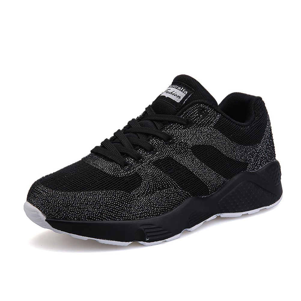 Black US 7 B(M) Running shoes for Women Womens Sneaker Fashion Sports Outdoor Athletic shoes Trainer shoes