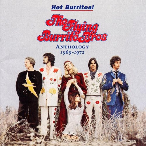 CD : The Flying Burrito Brothers - Anthology 1969-1972 (2 Disc)