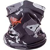 Bassdash UPF 50+ UV Sun Protection Neck Gaiter Fishing Mask Hunting Kayaking Hiking Cycling Ski Sports