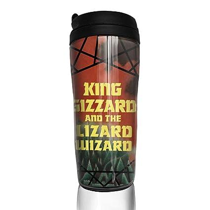 Amazon.com: JOHNATHANGRIFFIN King Gizzard & The Lizard ...