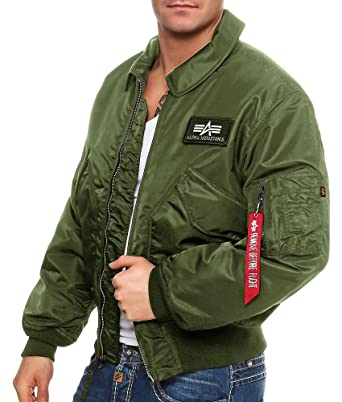 Alpha Industries – CWU 45 Chaqueta de aviador