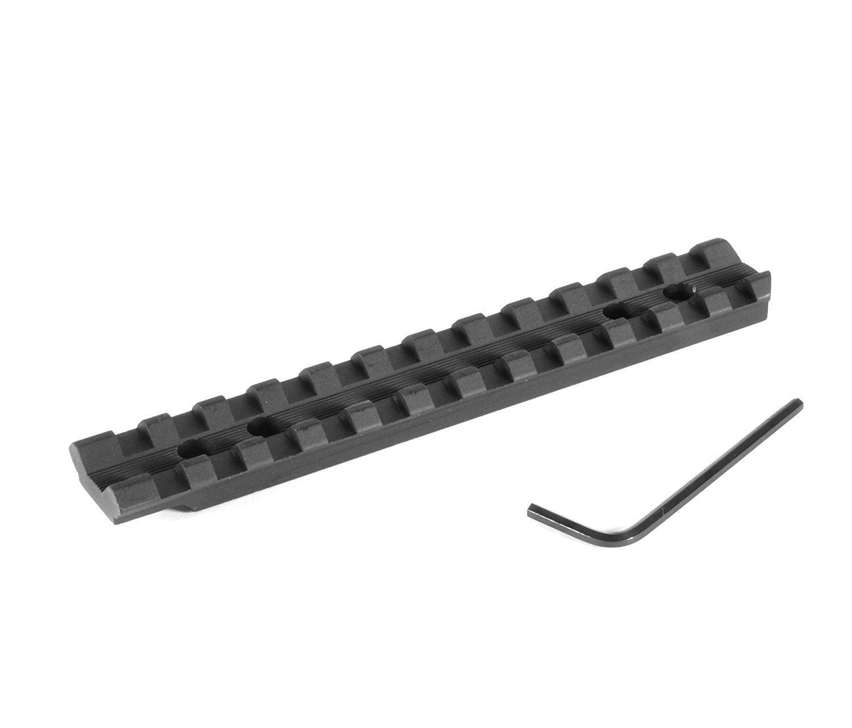 Evolution Gun Works Scope Base Rem 783 Long Action Picatinny