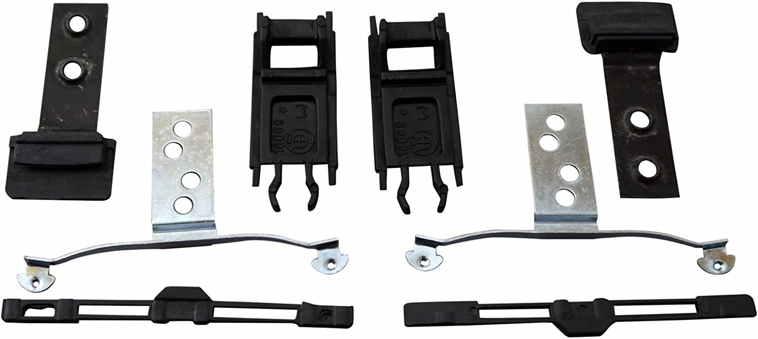 BSR512 10 Parts Sunroof Repair Set for BMW E46 54138246027 1998-2004