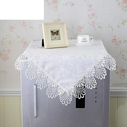 Cubierta del refrigerador del europeo-estilo toalla simple de la cubierta del refrigerador cubierta antipolvo
