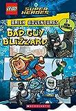 Bad Guy Blizzard (LEGO DC Comics Super Heroes: Brick Adventures) (LEGO DC Super Heroes Book 1)
