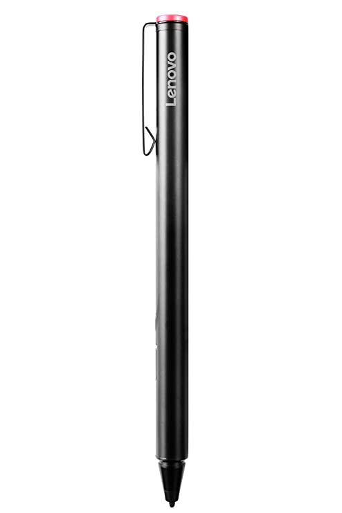 Amazon In Buy Lenovo Active Pen With Palm Rejection And 2048 Levels Of Pressure Sensitivity Gx80k32882 Online At Low Prices In India Lenovo Reviews Ratings
