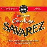 Savarez 510MR - New Cristal/Alliance/Cantiga Normal Tension, Full Set