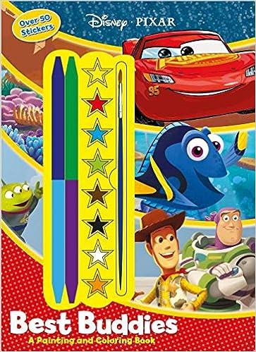 Disney Pixar Toy Story Printable Coloring Pages Disney Coloring ... | 499x363