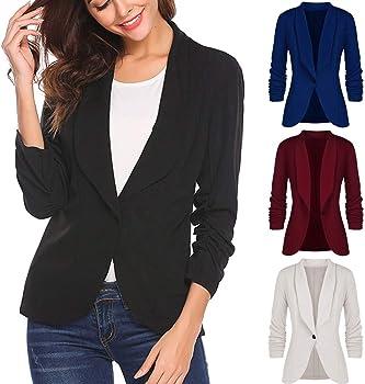 chaquetas tres cuartos de mujer
