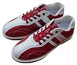 (デクスター) ボウリングシューズ Ds38 ワイン・ホワイト 【ボウリング用品 靴 ボーリング】