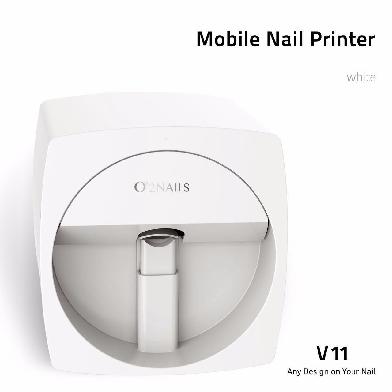 Amazon.com: Syric - Máquina de pintura de uñas automática ...