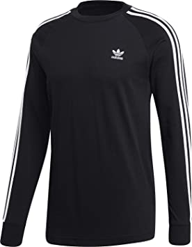 t shirt manches longues adidas homme