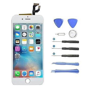 Ashleyoo Pantalla Táctil LCD para iPhone 6S (4,7 pulgadas), Pantalla LCD