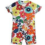 Anwell Baby Girls%27 Short Sleeve Rash G...
