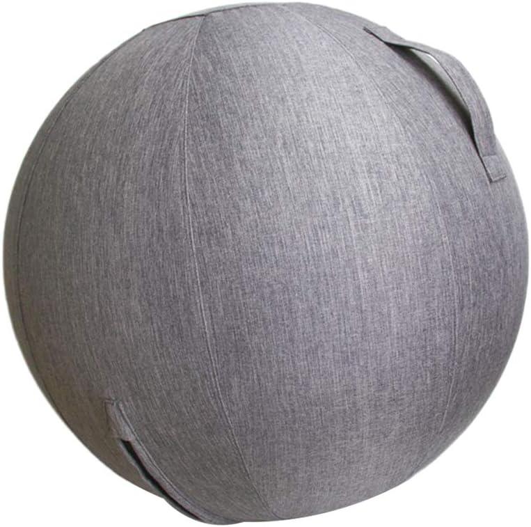 65 Cm con Asa para Yoga Accs freneci Cubierta De Protecci/ón De Bola De Yoga Antiest/ática De 60 Cm
